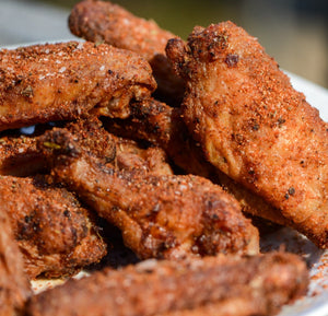 Wings Dry Rub Cajun (1 lb)