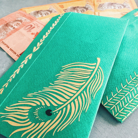 DIY: Raya Packet