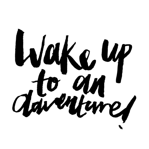 Wake Up To An Adventure!