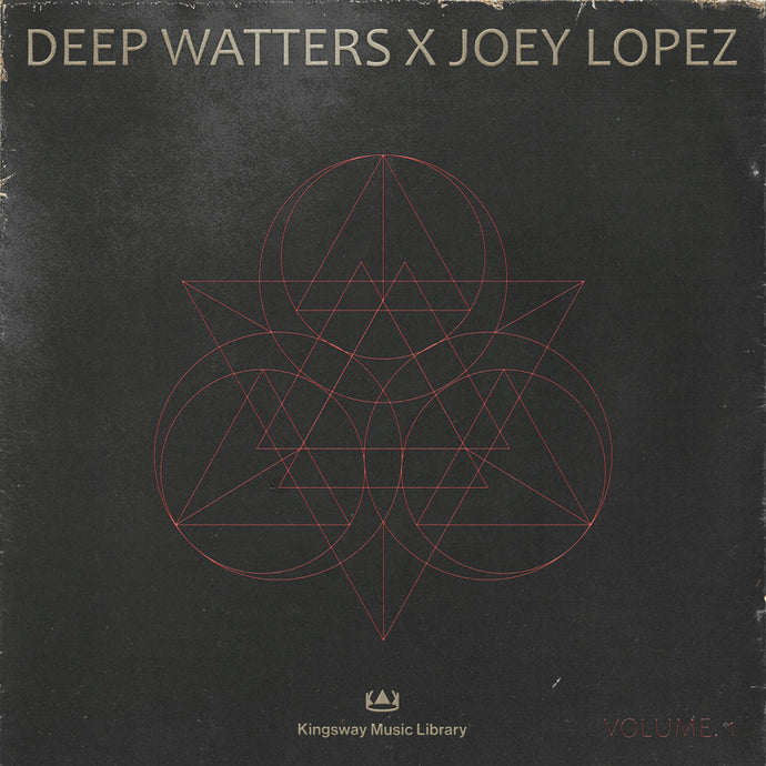 Kingsway Music Library releases Deep Watters x Joey Lopez Vol.1
