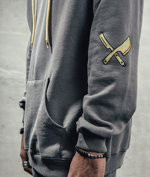Exile Hoodie hoodie by Distorted People