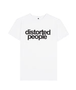 Distorted People Crew Neck