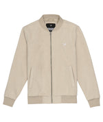 Classic Suede Bomberjacket