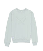 Line Blades Crew Neck Sweater sweatshirt by Distorted People