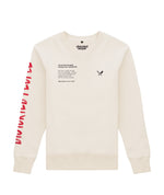 Solidarity Crewneck Sweater