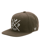 Intersect Blades Snapback