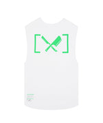 Gym Sleeveless Long T-Shirt