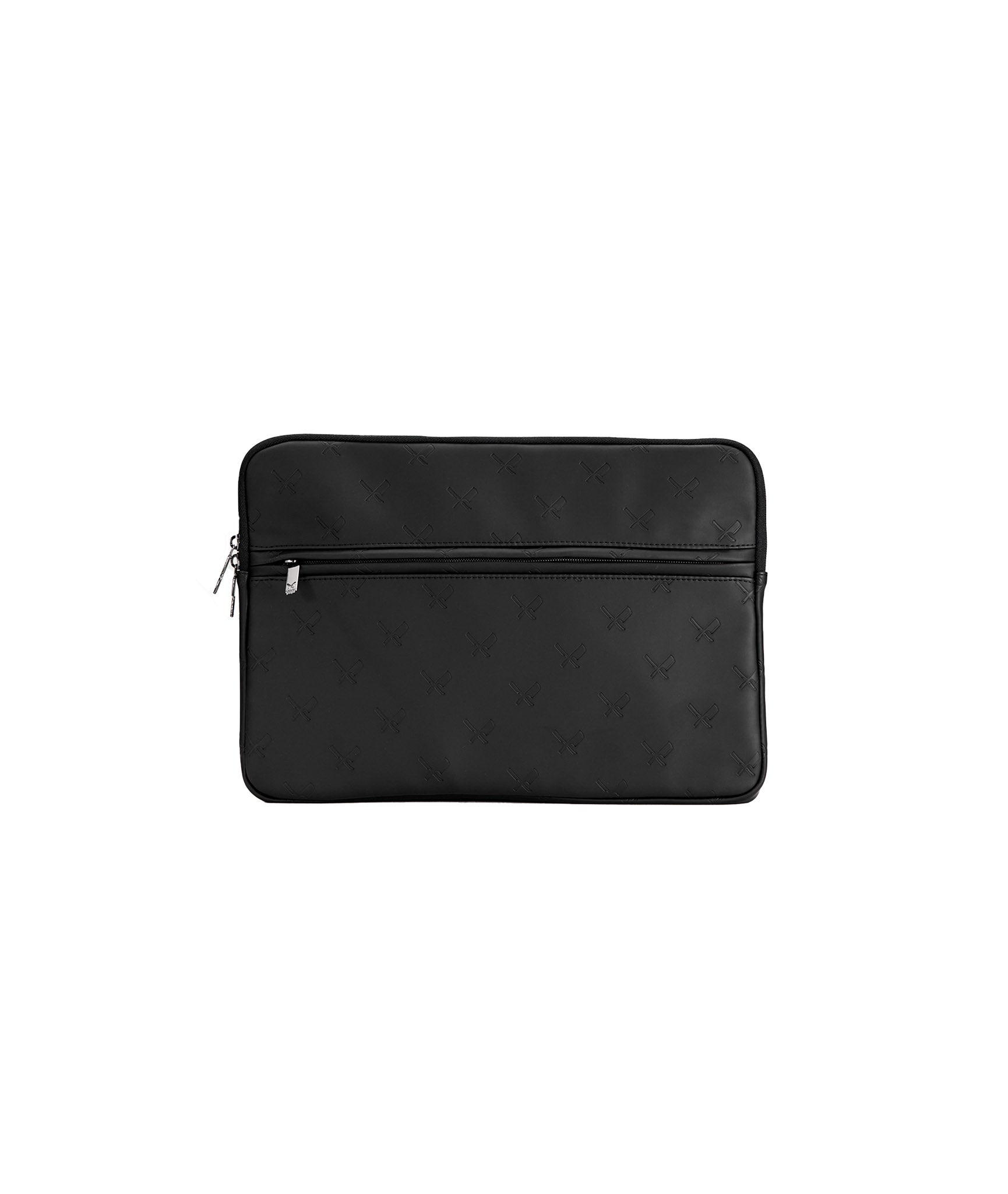 distorted people - Laptop Sleeve Small