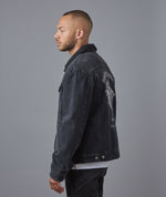 Loyalty Denim Sherpa Jacket