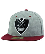 BUCKLER snapback cap by Distorted People