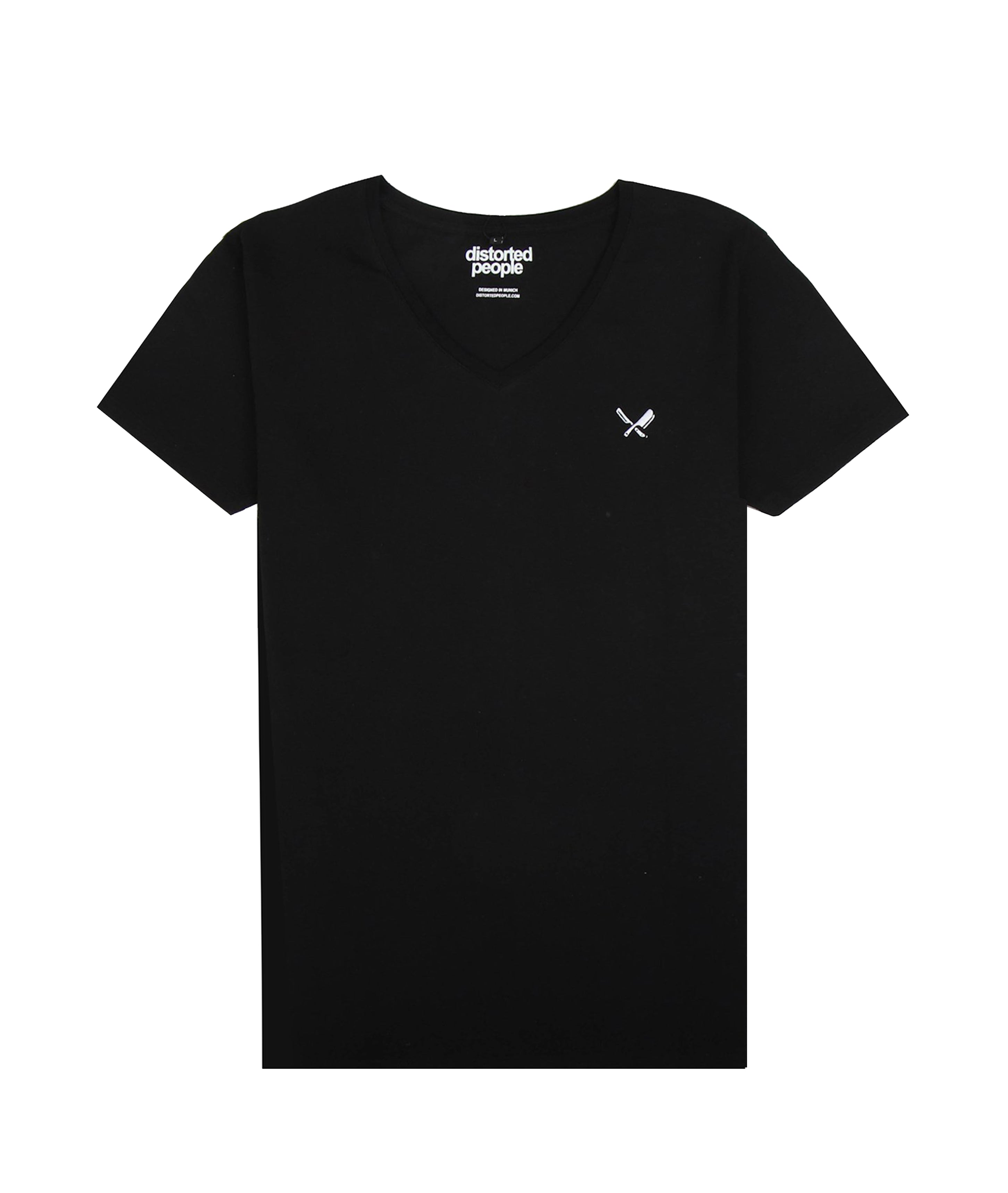 distorted people - Classic Grand V-Neck