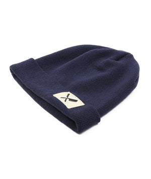 Patched Blades Beanie beanie by Distorted People