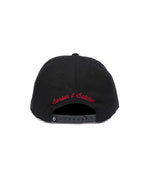 Barber & Butcher snapback cap by Distorted People