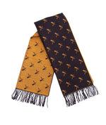 DP Allover Blades Scarf