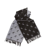 Allover Blades Scarf