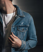 Blades Patch Denim