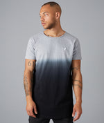 Classic Dip Dye Grand Crew Neck Long