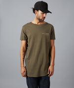 Blades Patch Utility Grand Crew Neck Long Pocket