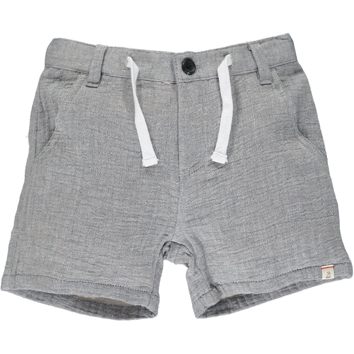 Crew Gauze Shorts | Grey