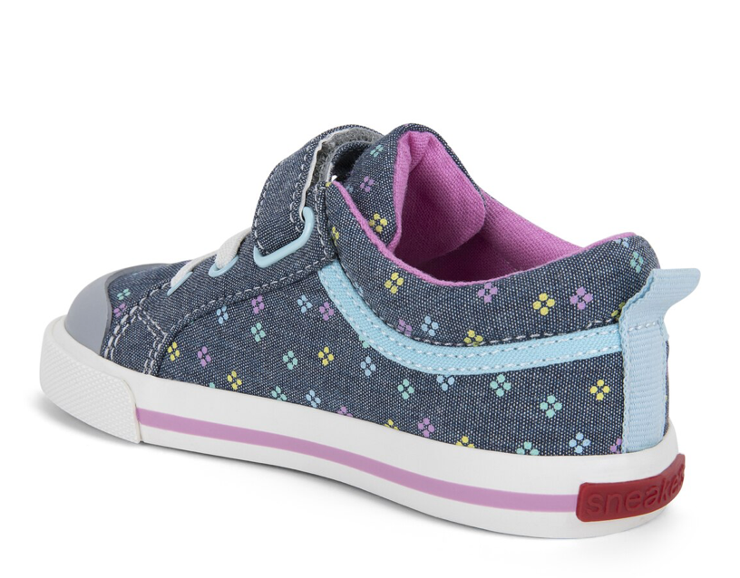 Kristin Diamond Dots Sneaker