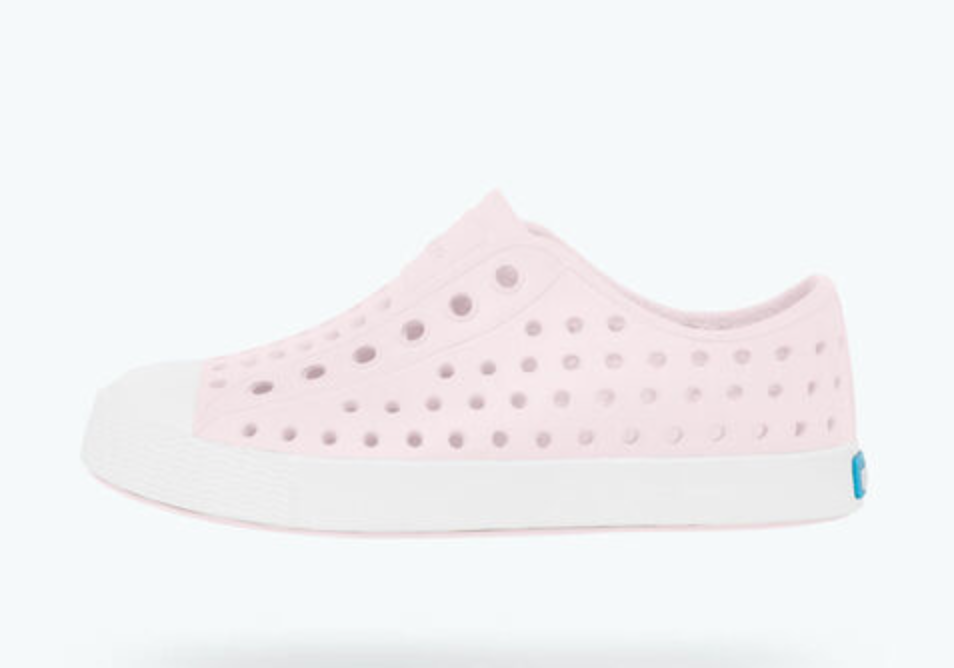 Jefferson Milk Pink Shoe