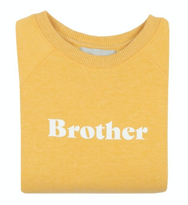 Faded Sunshine Brother Sweatshirt