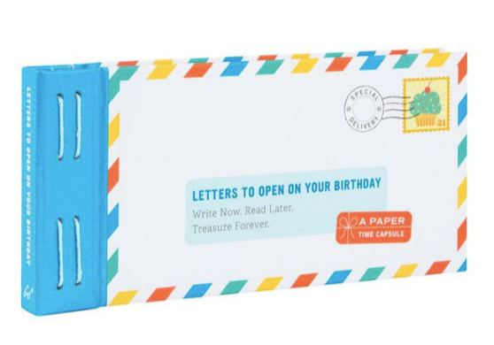 Letters to Open Birthday
