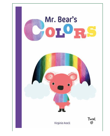 Mr. Bears Colors Book
