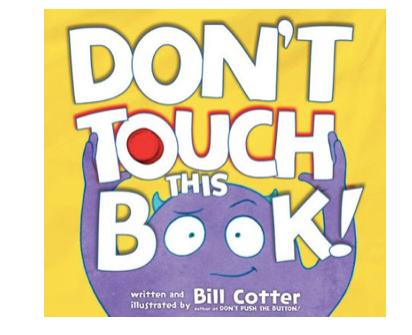 Don't Touch This Book
