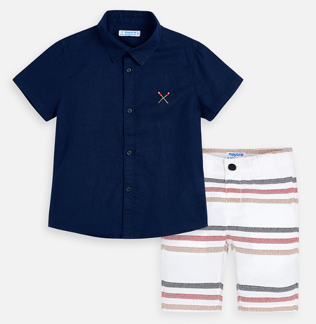 Bermuda Short Set (3269)