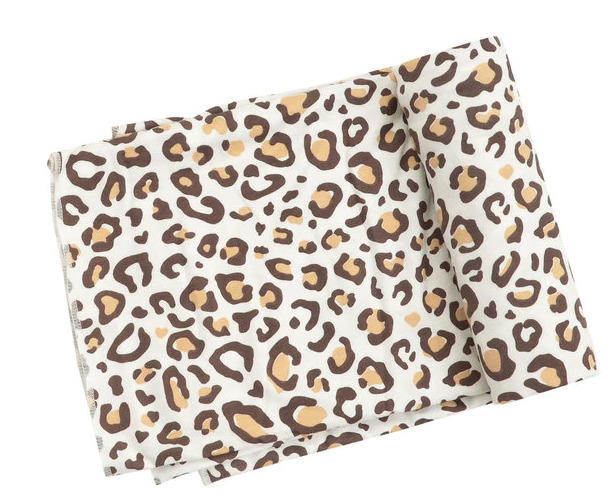 Leopard Swaddle