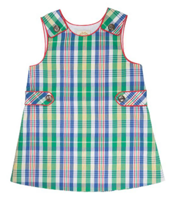 Primary School Plaid Janie Jumper