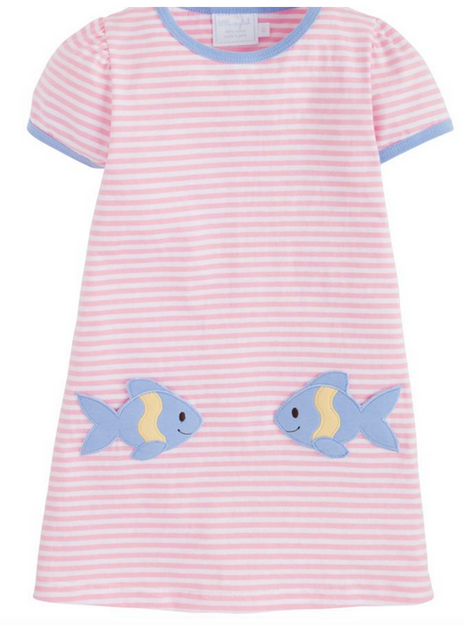Fishies Tshirt Dress