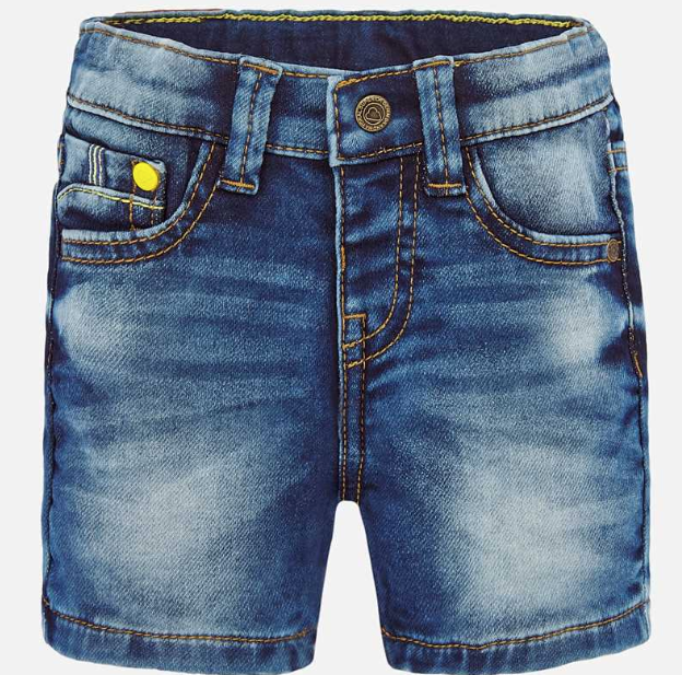 Soft Denim Shorts Mayoral 1285