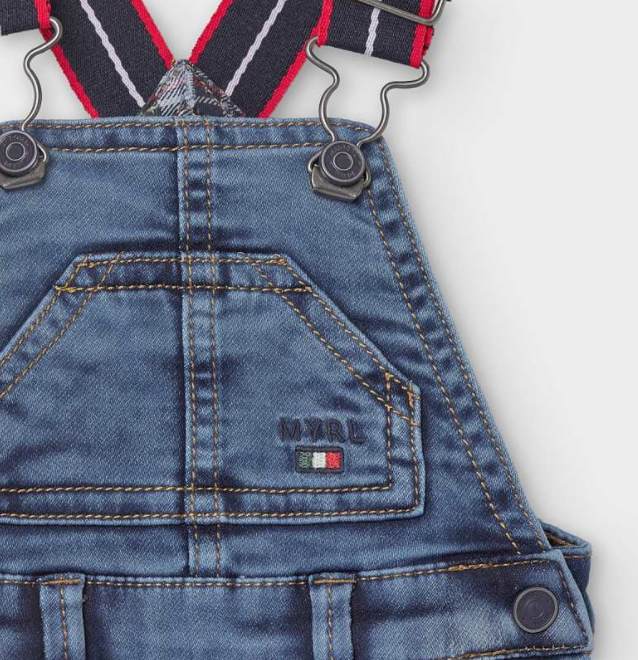 Bay Boy Jean Overalls (2655)