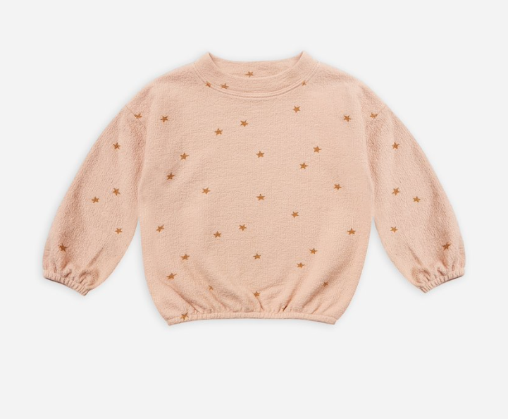 Star Slouchy Pullover