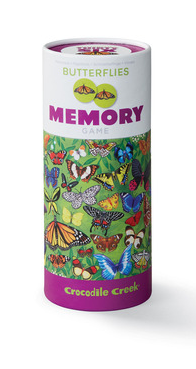 Canister Memory Game