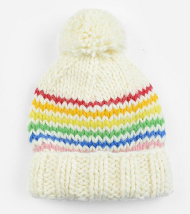 Reagan Rainbow Hat
