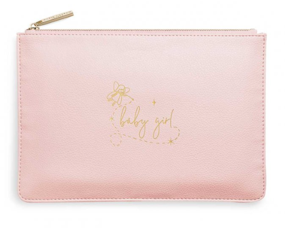 Perfect Pouch - Pink Baby Girl