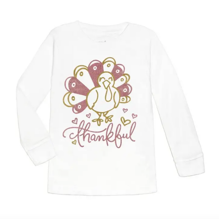 Thankful Turkey Long Sleeve Shirt
