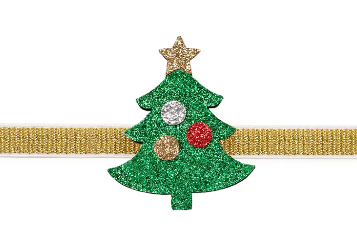 Christmas Tree Soft Headband