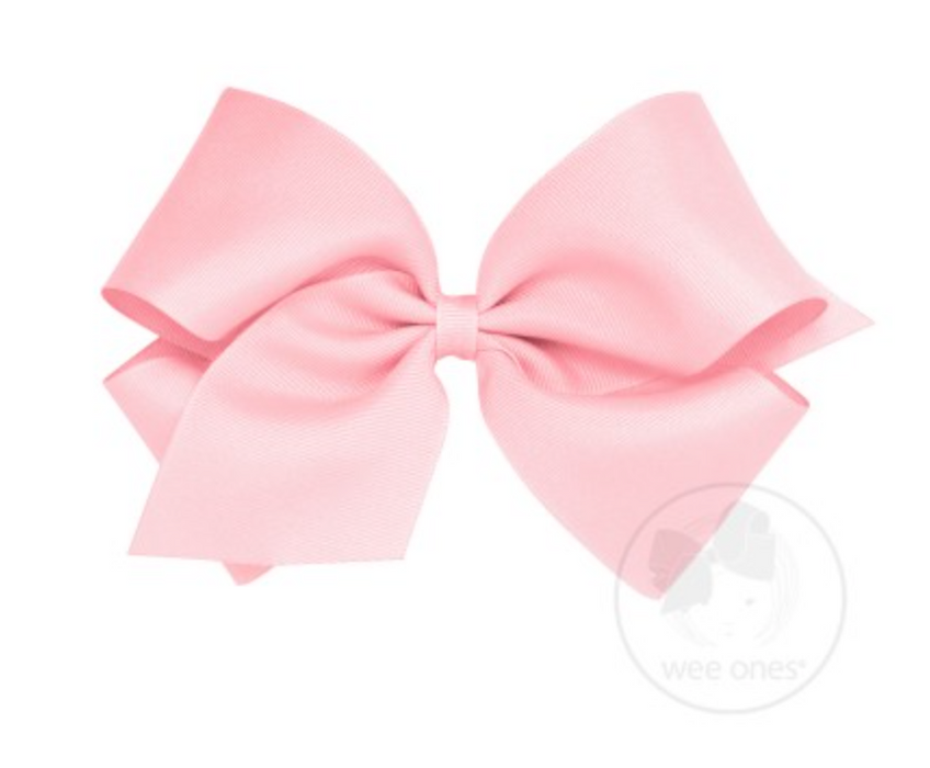 King Grosgrain Bow