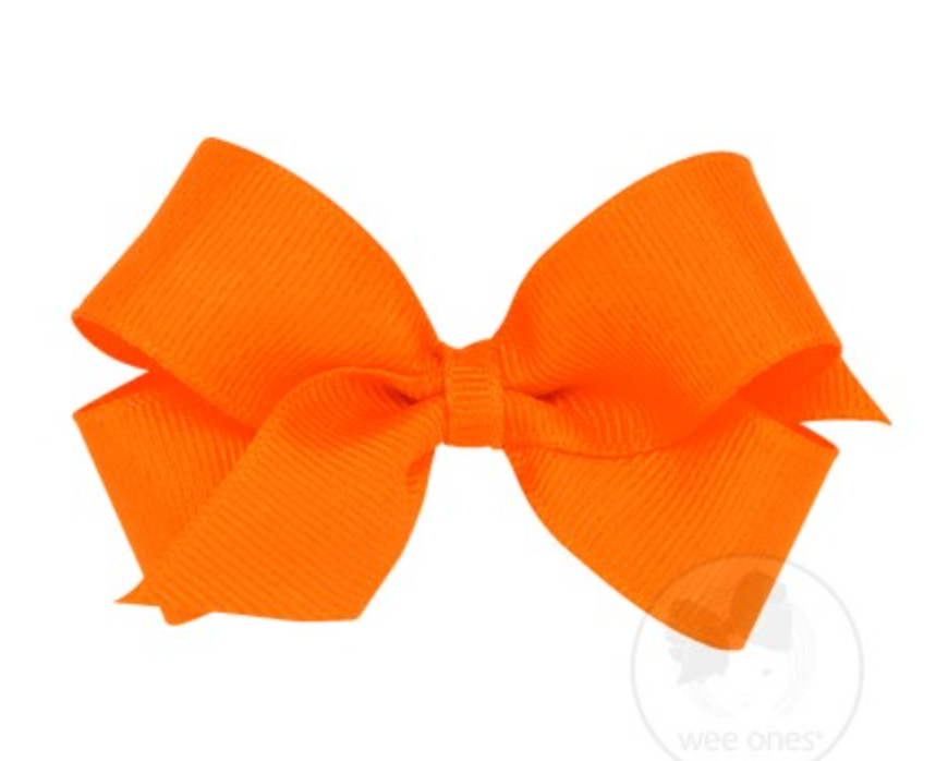 Mini Grosgrain Bow
