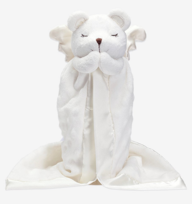 Prayer Bear Blankie