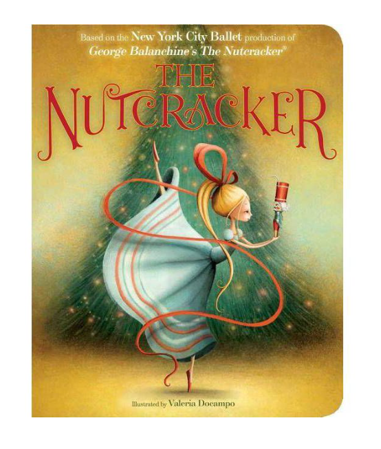 The Nutcracker | Board Book