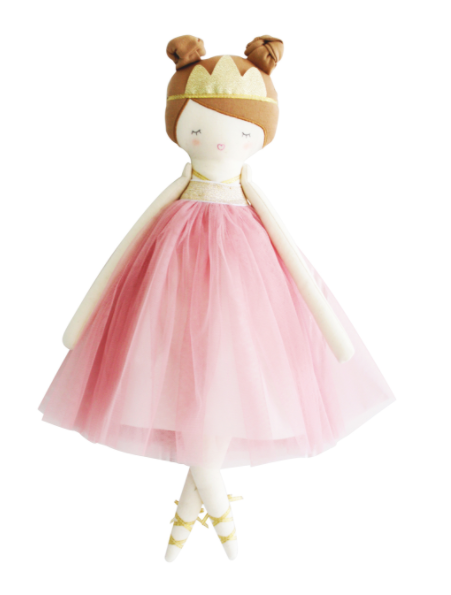 Pandora Princess Doll | Blush