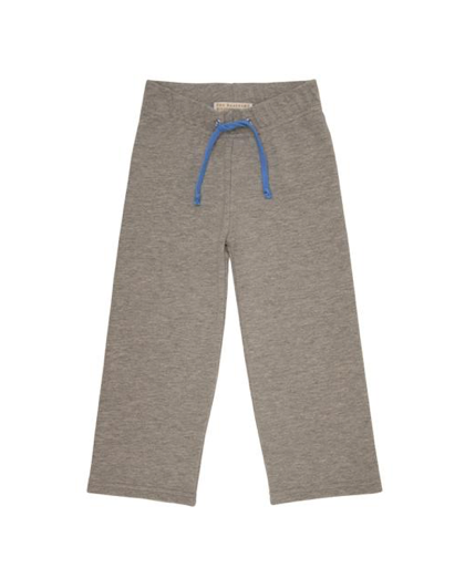 Sunday Style Sweatpant | Grantley Gray | Barbados Blue