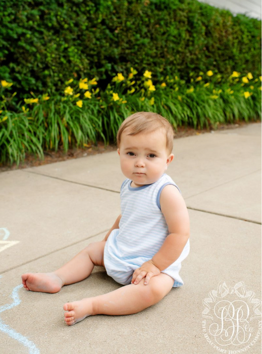 Patton Play Bubble | Buckhead Blue Stripe