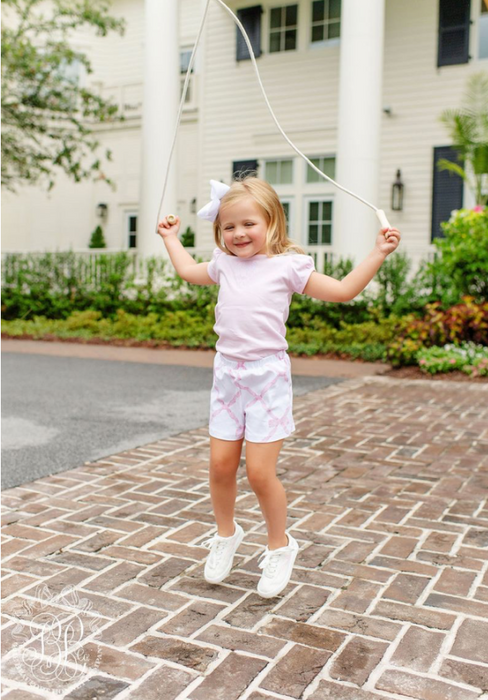 Penny's Play Shirt | Palm Beach Pink