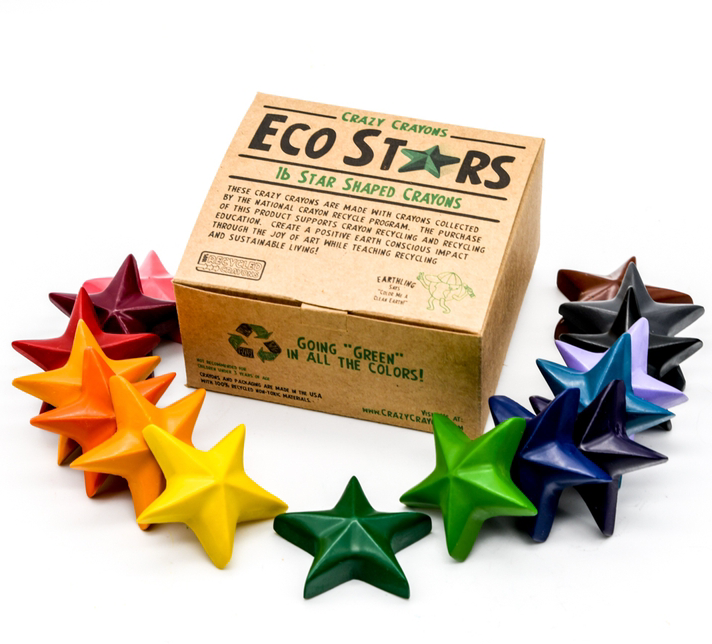 Eco Stars Crayon Set